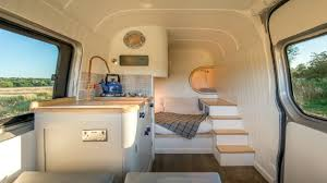 Small Picture Tiny Mobile House Micro Home Campervan Mobile Home Design Ideas