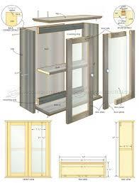 woodworking design cabinet plan bathroom plans free base