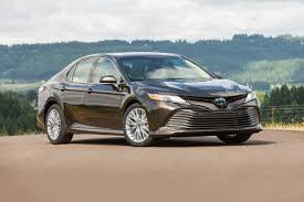2018 Toyota Camry Hybrid Pricing - For Sale | Edmunds