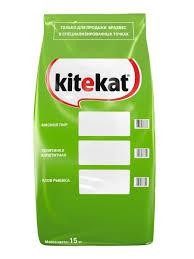 Сухой корм для кошек <b>Kitekat улов рыбака</b>, 15кг Kitekat 11396452 ...