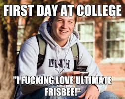 College Freshman | Know Your Meme via Relatably.com