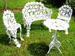 staggering wrought iron outdoor patio ideas ideas door furniture paint white wrought iron patio furniture white metal patio furniture white metal mesh patio