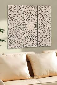 Best 25+ Carved Wood Wall Art Ideas On Pinterest | Thai Decor Intended For  Polynesian