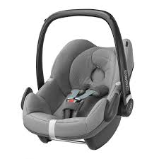 maxi cosi replacement seat cover for pebble concrete grey