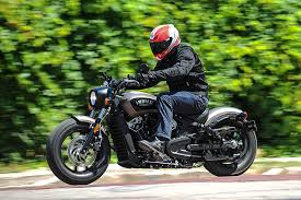 2018 indian scout bobber first ride