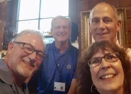 Steve Riggan, Walt Osborne, John Waite, Bonnie Tappan – Iowa City ...