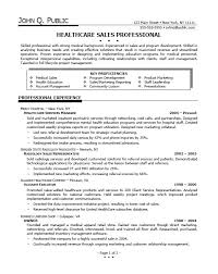 Gallery Of Resume Samples For Healthcare Professionals Medical