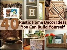 country home decor diy accessories outstanding do it yourself