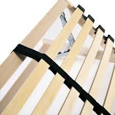 Furniture vidaXL <b>Slatted Bed Base</b> with 28 <b>Slats</b> 7 Zones 80x200cm ...