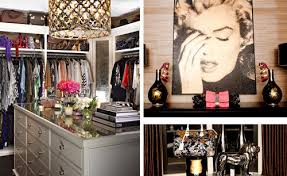 walk in closet office. Celebrity Home Khloe Kardashian Office Room Walk In Closet. Closet