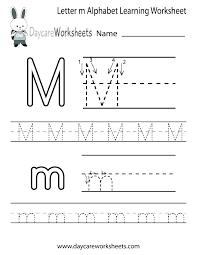 Worksheets Free Letter F For Kindergarten Lowercase Z Tracing M 5 ...