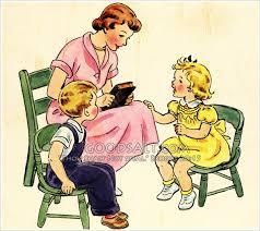 Teacher Reading Bible