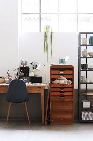 gorgeous workspace design pretty desk simple minimal desk home office pretty home office light filled office dream office office inspiration artistic home office track