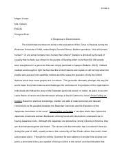 snow falling on cedars documents course hero essay portfolio