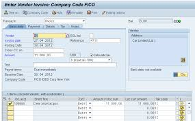 Fixed Asset Depreciation Schedule Posting Via A Clearing Account Excerpt From Sap Fixed Asset