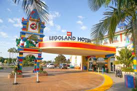 legoland hotel adventure theme room tour