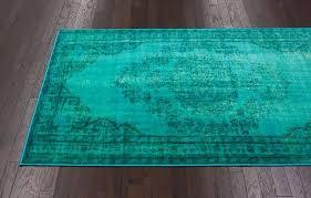 overdyed rug rug in turquoise nuloom overdyed rug pink overdyed rug overdyed vintage