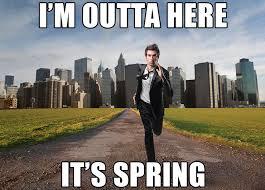 The Memes of Spring — Bigstock Blog via Relatably.com