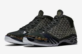 jordan 23. the big sneaker release in upcoming week is certainly 1-of-523 air jordan xx3 \u201ctrophy room\u201d white and gold. that pair will be a tough cop as only 23