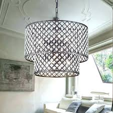 large drum chandelier large drum shade chandelier large drum chandelier plus chandeliers main regarding contemporary house large drum chandelier