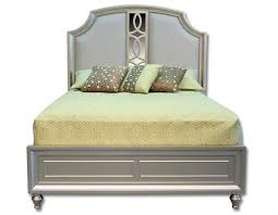 Diva, Champagne, Hollywood Glam Decor, Faux Leather Headboards, Home  Furniture, Mirror
