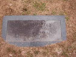 Ida Sharp (1884-1967) - Find A Grave Memorial