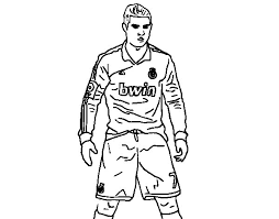 Small Picture Sergio Ramos Coloring PagesRamosPrintable Coloring Pages Free