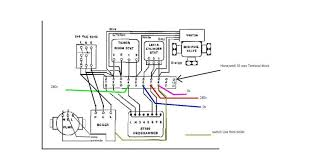 honeywell thermostat wiring diagram th4110d1007 wiring diagram to wiring connections for room thermostats honeywell explains programmable thermostat source