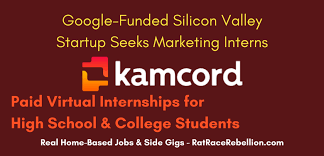 Calling All High School College Students Paid Virtual