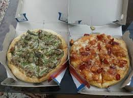 Veg Loaded Pizza Picture Of Dominos Pizza Hyderabad