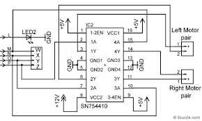 rc car schematic diagram meetcolab pdf of how to build rc car circuit car wiring schematic diagram 550 x 330