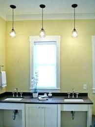 pendant lighting for bathroom. Light. Pendant Lights In Bathroom Full Image For Lighting Minimalist Copper Cage Ceiling Light Pinterest R