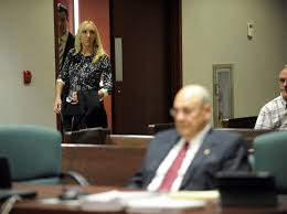judge sets aug trial date for pasco theater shooting suspect nicole oulson widow of chad oulson enters a dade city courtroom as accused movie theater