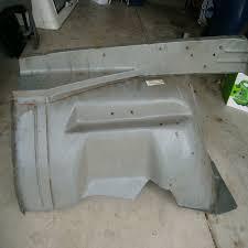 jeepster commando 1972 73 nos passenger side inner fender just jeepster commando 1972 73 nos passenger side inner fender