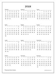 Calendari Da Stampare Bullet Journal Calendario Stampabile