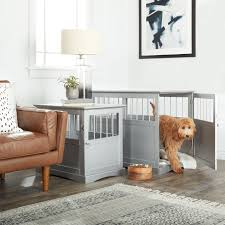 furniture pet crate. FurHaven Dog Crate Furniture End Table - Free Shipping Today Overstock 20006678 Pet