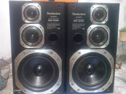 speakers sale. technics stereo integrated amplifier sud7000 with digit 3way speakers for sale - in rawalpindi, pakistan