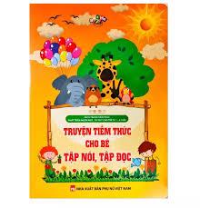Sách - Truyện Tiềm Thức Cho Bé Tập Nói, Tập Đọc (Truyện Tranh Tiềm Thức 1-6  tuổi)