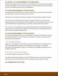 45 Recent Declaration Of Agreement Template – Damwest Agreement