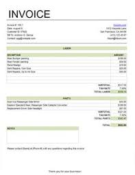 custom service invoices free small business labor invoices free invoice template sample