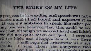 what is the plot of the story of my life by helen keller  what is the plot of the story of my life by helen keller com