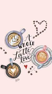Coffee quotes, Coffee wallpaper ...