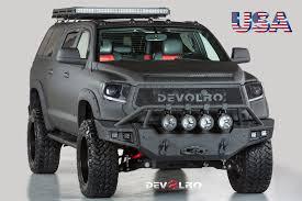 Nice Awesome 2014-2017 Toyota Tundra DEVOLRO Custom Grill Black ...