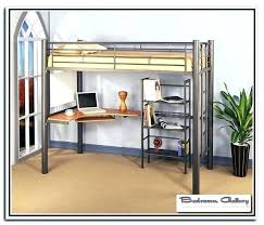 twin metal loft bed twin metal loft bed twin metal loft bed with desk black twin