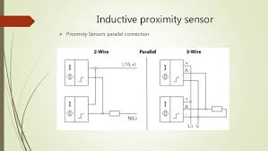 sensors sensors series connection 26 inductive proximity
