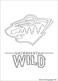 Small Picture minnesota wild logo nhl hockey sport Coloring pages Printable