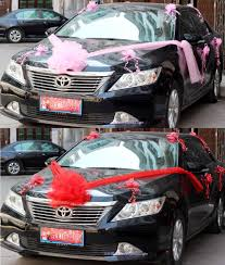 Wedding Car Decorate Compare Prices On Wedding Car Decorations Purple Online Shopping