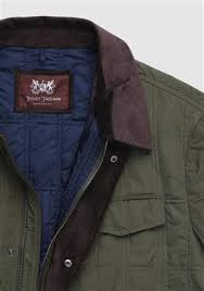 Quilted Barn Jacket at Hickey Freeman & Quilted Barn Jacket Adamdwight.com