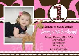 sle of birthday invitation cards 1 year old 20 best 1 birthday invitation cards in