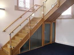Full Image for Glass Banister Staircase Staircase Gallery Staircases From  The Midlands Staircases With Glass Balustrades ...